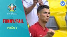 Những khoảnh khắc hài hước nhất vòng bảng EURO 2020