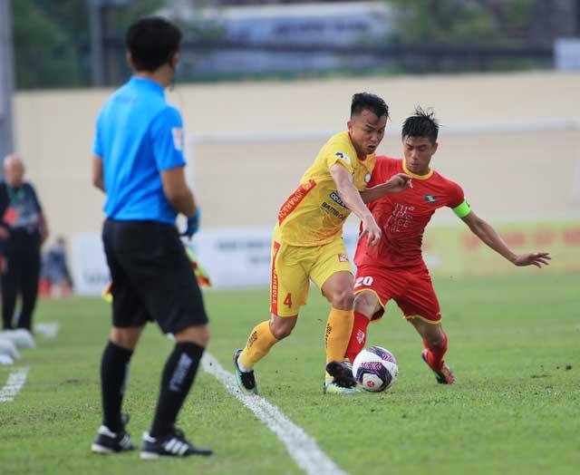 Sân Thanh Hóa là một trong 9 sân được tổ chức thi đấu - Ảnh: PHAN TÙNG