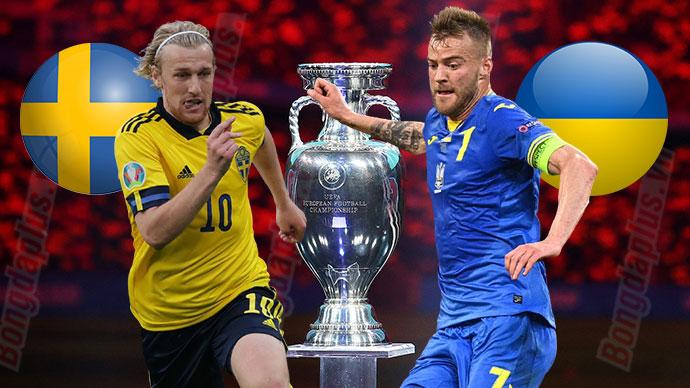 Nhận định bóng đá Thụy Điển vs Ukraine, 02h00 ngày 30/6: Lấy 'oán' trả 'ơn'