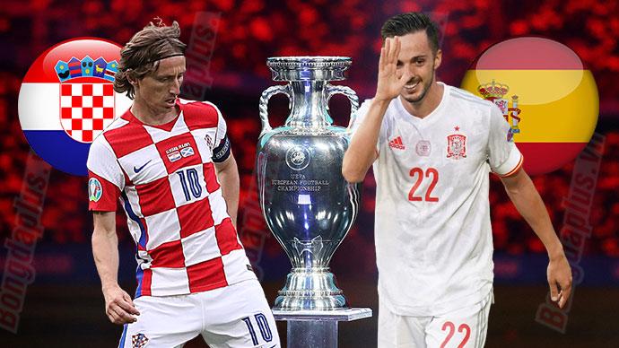 Nhận định bóng đá Croatia vs Tây Ban Nha, 23h00 ngày 28/6: 'Bò tót' đánh cờ ca-rô