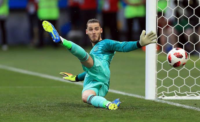 De Gea chưa bao giờ bắt phạt đền tốt ở cả Man United lẫn ĐT Tây Ban Nha