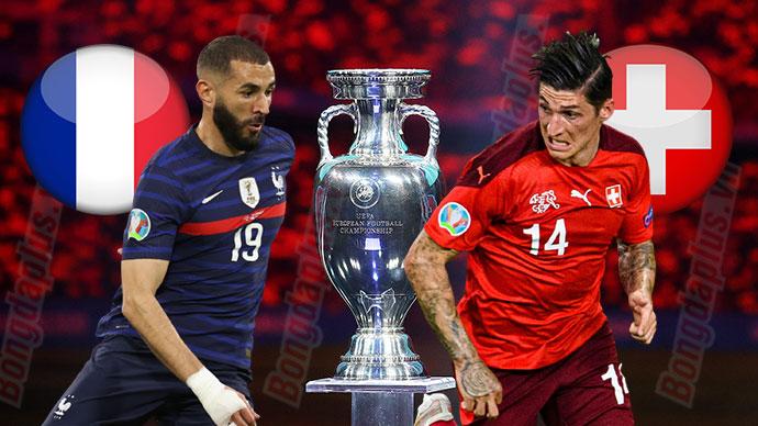 Nhận định bóng đá Pháp vs Thụy Sỹ, 02h00 ngày 29/6: Chiến thắng trong tầm tay