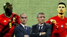 Đi tìm đội hình ra sân ở đại chiến Bỉ vs Bồ Đào Nha