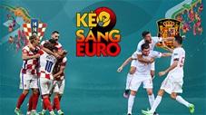 KÈO sáng EURO 2020 ngày 28/6: Đầu tư cửa nào trận Croatia vs Tây Ban Nha