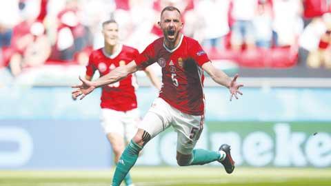 'Chức vô địch' của người Hungary