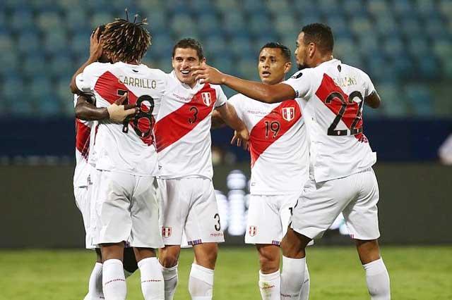 Peru sẽ được ăn mừng chiến thắng
