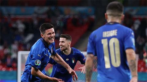 Điểm nhấn Italia 2-1 Áo: Khác biệt đến từ... ghế dự bị