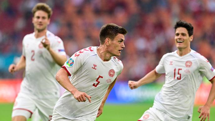 """Tường thuật Wales 0-4 Đan Mạch<span class=""""lived""""></span>"""