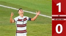 Bỉ vs Bồ Đào Nha: 1-0, Thorgan Hazard biến Ronaldo và đồng đội thành cựu vương