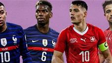 Pháp sẽ sử dụng đội hình nào để có thể đánh bại Thụy Sỹ