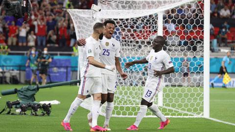 Chiến thắng sẽ lại đến với ĐT Pháp