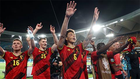 Điểm nhấn Bỉ 1-0 Bồ Đào Nha: Ronaldo và Seleccao lập cột mốc buồn
