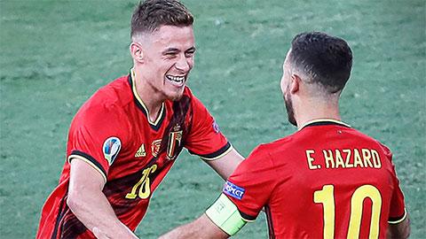 """Tường thuật Bỉ 1-0 Bồ Đào Nha<span class=""""lived""""></span>"""