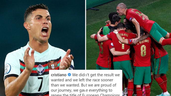 Ronaldo tiết lộ giải đấu lớn cuối cùng trong sự nghiệp
