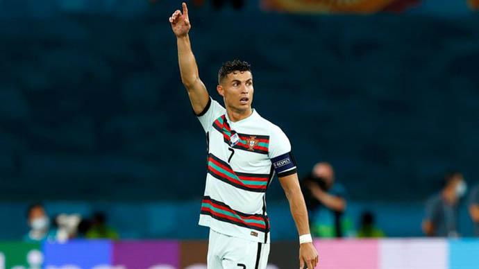 Schick sẽ soán ngôi Ronaldo trong danh sách Vua phá lưới EURO 2020?