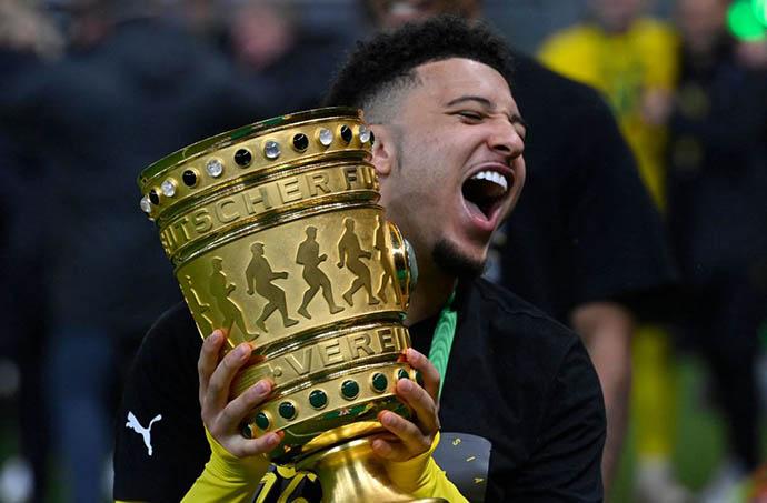 Sancho <span class='marker'>hiện nay</span> đã muốn rời Dortmund