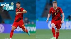 Điểm tin EURO 29/6: Hazard & De Bruyne vắng mặt ở tứ kết gặp Italia