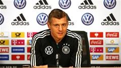 Kroos có thể chia tay ĐT Đức sau khi bị loại khỏi EURO 2020