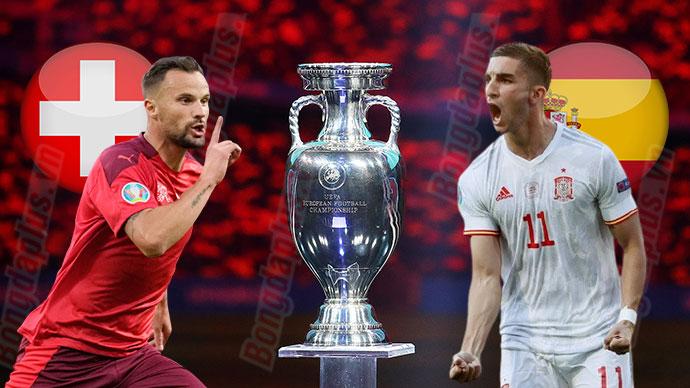 Nhận định bóng đá Thụy Sĩ vs Tây Ban Nha, 23h00 ngày 2/7: Khuất phục hiện tượng