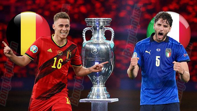 Nhận định bóng đá Bỉ vs Italia,  02h00 ngày 3/7: Sắc đỏ át thiên thanh