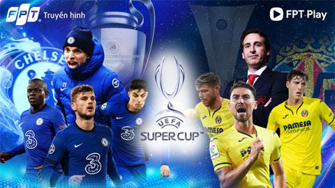 3 mùa giải tới, xem Champions League và các Cúp châu Âu trên Truyền hình FPT