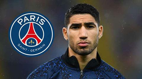 Sếp Inter xác nhận Hakimi gia nhập PSG trong 24 giờ tới