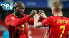 Điểm tin EURO 2/7: HLV Bỉ 'đặt cược' cho Lukaku và De Bruyne