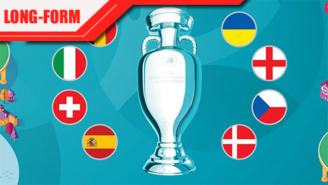 Điểm yếu chí tử của 8 đội tại tứ kết EURO 2020