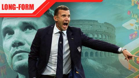 Andriy Shevchenko và hành trình kỳ diệu tới thành Rome