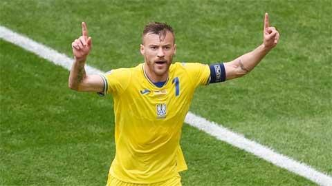 Yarmolenko muốn thắng người Anh để ở lại... Anh