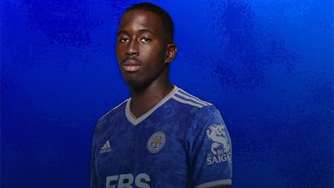 Leicester chiêu mộ Boubakary Soumare