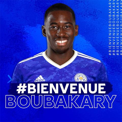 Boubakary Soumare đã là người của Leicester