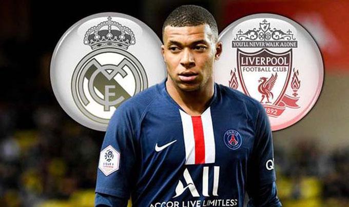 Mbappe đã từ chối gia hạn với PSG và mở ra cơ hội cho Real hay Liverpool