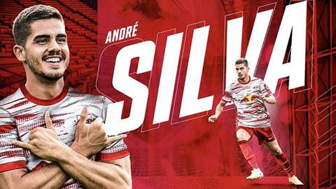 Leipzig ký hợp đồng với Andre Silva