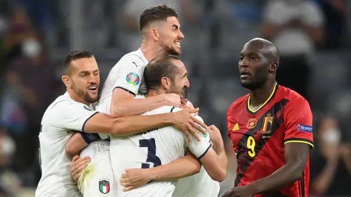 Thế hệ Vàng của ĐT Bỉ tan mộng vô địch EURO
