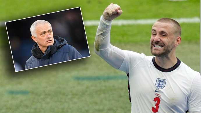 Luke Shaw đập tan chỉ trích của Mourinho: Câu trả lời của Shawberto Carlos