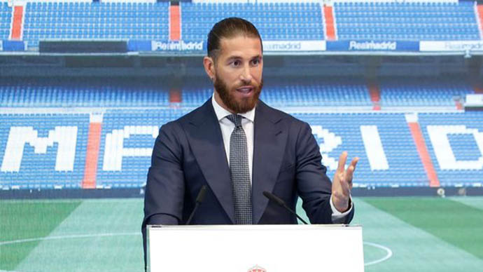 Ramos từ chối Man United trước khi gia nhập PSG
