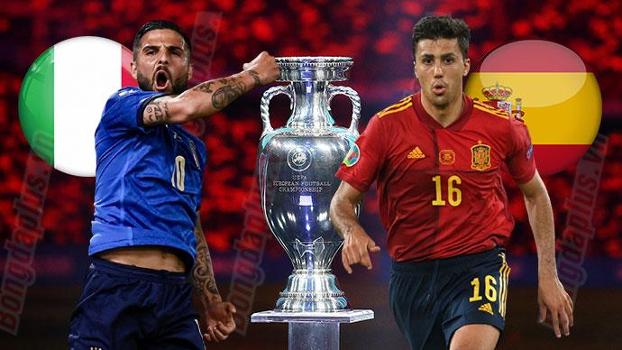 Nhận định Italia vs Tây Ban Nha, 02h00 ngày 7/7: Xanh mướt bờ Đông