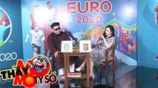 EURO 2020: Thầy mo mò tỷ số trận Italia vs Tây Ban Nha