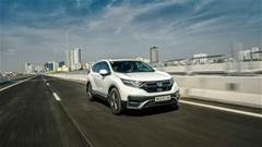 Hỗ trợ 100% lệ phí trước bạ cho khách hàng mua Honda CR-V trong tháng 7 năm 2021