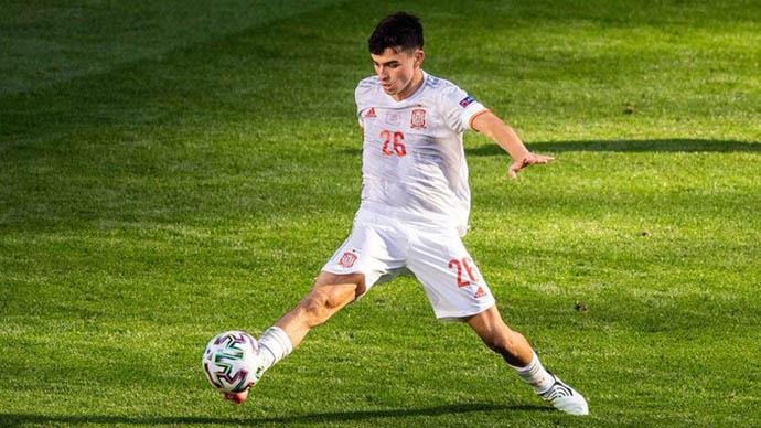 5 cầu thủ chạy nhiều nhất EURO 2020: Pedri là số 1