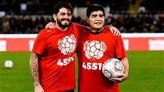 Con trai Maradona được bổ nhiệm dẫn dắt Napoli... United