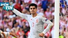 Điểm tin EURO 7/7: Vượt mặt cả Torres lẫn Villa, Morata đi vào lịch sử