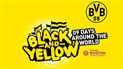 """""""09 Ngày vòng quanh thế giới"""" - Borussia Dortmund khuấy động mùa Hè bằng chuỗi sự kiện tham quan ảo 2021"""