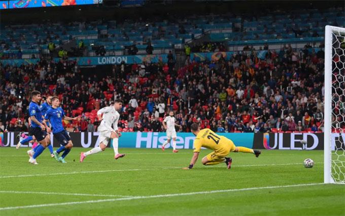 Morata gỡ hòa cho Tây Ban Nha