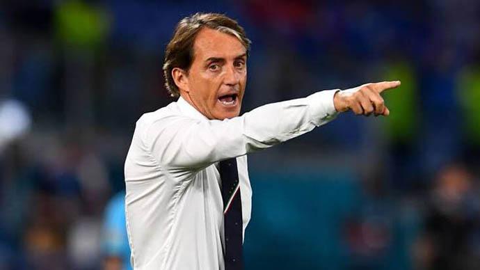 Mancini: 'Italia lẽ ra chẳng cần đá luân lưu để thắng Tây Ban Nha'