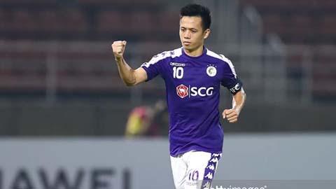 Văn Quyết: 'Chưa bao giờ Hà Nội FC muốn đá bóng như bây giờ'