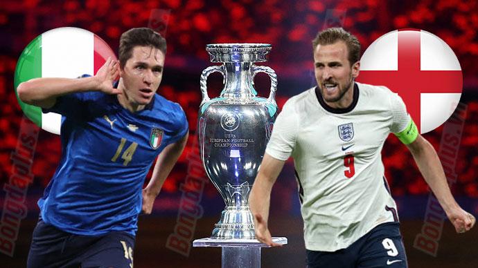 Nhận định bóng đá Italia vs Anh, 02h00 ngày 12/7: Tiếng gầm cuối cùng