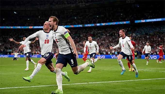 Kane xứng đáng là đầu tàu của Anh