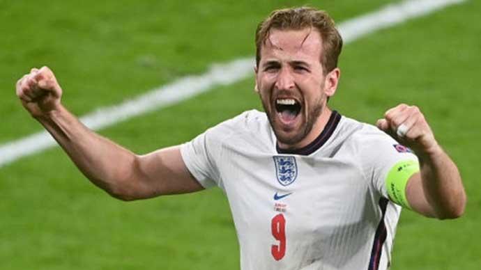 Chấm điểm Anh 2-1 Đan Mạch: 'Đầu tàu' Kane chói sáng